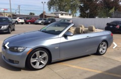 2009 Bmw 325 335i Convertible $10,997