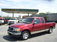 2000 Ford F150 4dr XLT Extended Cab $4,950